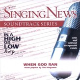 When God Ran, Accompaniment CD