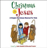 Christmas Is Jesus, Listening CD