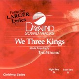 We Three Kings, Acc CD