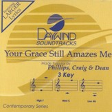 Your Grace Still Amazes Me, Accompaniment CD