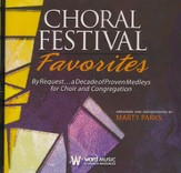 Choral Festival Favorites - Listening CD