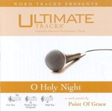 O Holy Night! - Low key performance track w/ background vocals [Music Download]