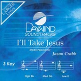 I'll Take Jesus, Accompaniment CD