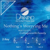 Nothing's Worrying Me, Acc CD