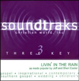 Livin' In The Rain, Accompaniment CD