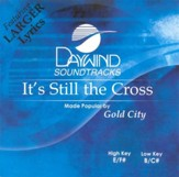 It's Still The Cross, Accompaniment CD