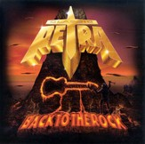 Back To The Rock CD
