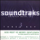 God Rest Ye Merry Gentlemen, Accompaniment CD