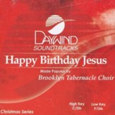 Happy Birthday, Jesus, Accompaniment CD