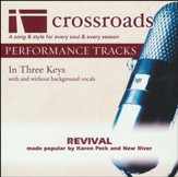 Revival (Performance Track Original with Background Vocals in C) [Music Download]