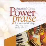 Power Praise Instrumental Worship CD