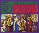 50 Most-Loved Christmas Carols, 2 CDs  - Slightly Imperfect
