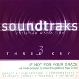 If Not For Your Grace, Accompaniment CD