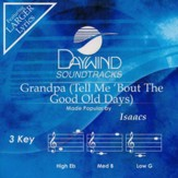 Grandpa (Tell Me 'Bout the Good Old Days), Acc CD