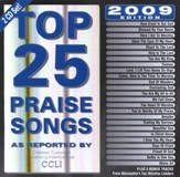 Top 25 Praise Songs: 2009 Edition CD