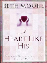 A Heart Like His: Intimate Reflections on the Life of David - Abridged Audiobook [Download]