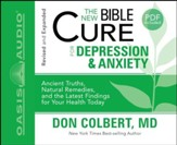The New Bible Cure for Depression and Anxiety - Unabridged Audiobook [Download]