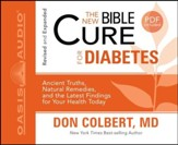 The New Bible Cure for Diabetes - Unabridged Audiobook [Download]