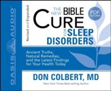 The New Bible Cure for Sleep Disorders - Unabridged Audiobook [Download]