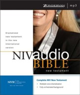 NIV Dramatized Audio New Testament: Multi-voice Edition - Unabridged Audiobook [Download]