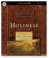 Holiness: Day by Day: Transformational Thoughts for Your Spiritual Journey - Unabridged Audiobook [Download]