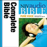 NIV Audio Bible, Pure Voice Narrated by George W. Sarris - Special edition Audiobook [Download]