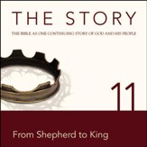 The Story, NIV: Chapter 11 - From Shepherd to King - Special edition Audiobook [Download]