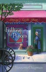 Falling to Pieces: A Quilt Shop Murder Audiobook [Download]