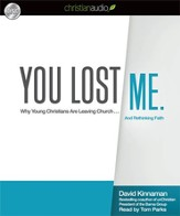 You Lost Me - Unabridged Audiobook [Download]