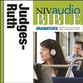 NIV Audio Bible, Dramatized: Judges and Ruth - Special edition Audiobook [Download]