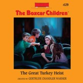 The Great Turkey Heist - Unabridged Audiobook [Download]