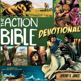 The Action Bible Devotional: 52 Weeks of God-Inspired Adventure - Unabridged Audiobook [Download]