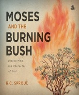 Moses and The Burning Bush - Unabridged Audiobook [Download]