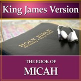 The Book of Micah: King James Version Audio Bible [Download]