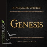 The Holy Bible in Audio - King James Version: Genesis - Unabridged Audiobook [Download]