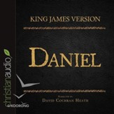 The Holy Bible in Audio - King James Version: Daniel - Unabridged Audiobook [Download]
