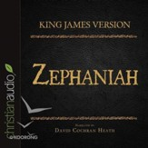 The Holy Bible in Audio - King James Version: Zephaniah - Unabridged Audiobook [Download]