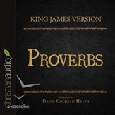 The Holy Bible in Audio - King James Version: Proverbs - Unabridged Audiobook [Download]