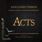 The Holy Bible in Audio - King James Version: Acts - Unabridged Audiobook [Download]