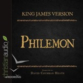 The Holy Bible in Audio - King James Version: Philemon - Unabridged Audiobook [Download]