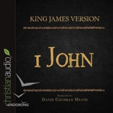 The Holy Bible in Audio - King James Version: 1 John - Unabridged Audiobook [Download]
