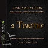 The Holy Bible in Audio - King James Version: 2 Timothy - Unabridged Audiobook [Download]