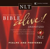 Bible Alive! NLT Psalms and Proverbs Audiobook [Download]