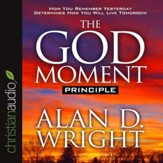 The God Moment Principle - Unabridged Audiobook [Download]
