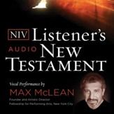 The NIV Listener's Audio New Testament: Vocal Performance by Max McLean Audiobook [Download]