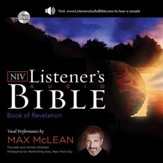 NIV, Listener's Audio Bible, Book of Revelation, Audio Download: Vocal Performance by Max McLean Audiobook [Download]