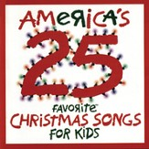 America's 25 Favorite Christmas Songs for Kids [Music Download]