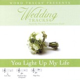 You Light Up My Life - Low key performance track w/o background vocals [Music Download]