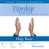 Holy Roar - High key performance track w/ background vocals [Music Download]