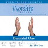 Beautiful One - Medium key performance track w/ background vocals [Music Download]